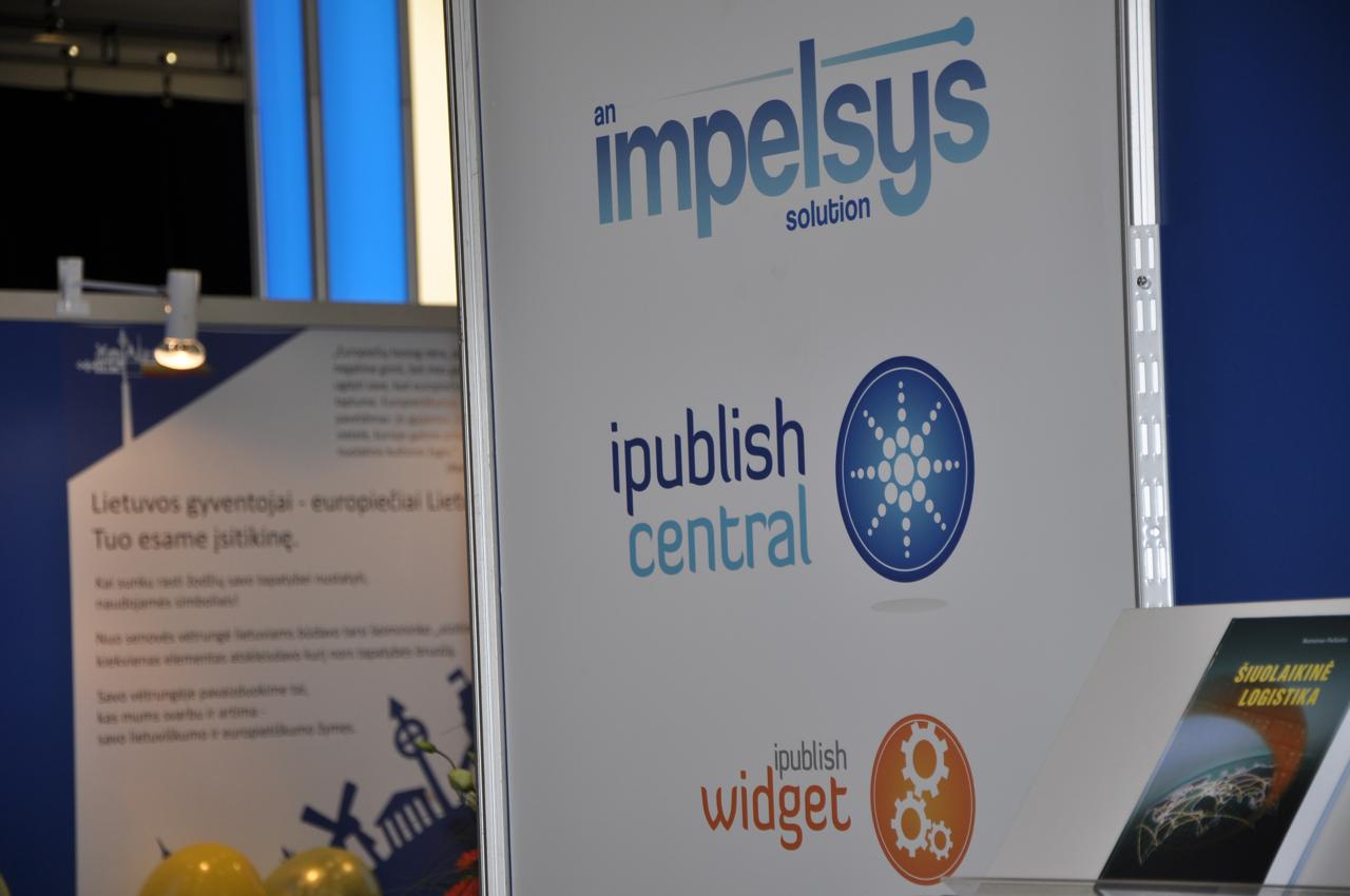 Implesys - VGTU e.knygų platformos kūrėjas